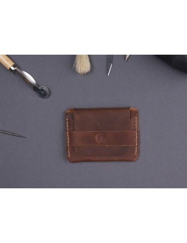 Genuine Leather Card Holder