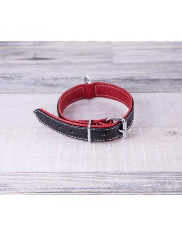 DG07 Leather Dog Collar