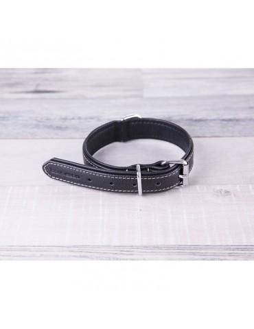 DG08 Leather Dog Collar