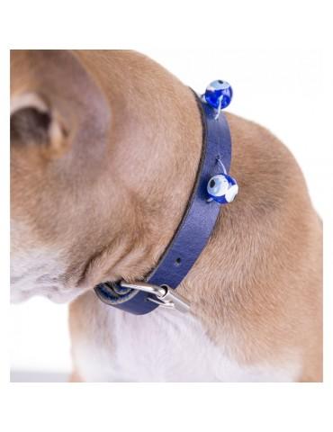 DG12 Leather Dog Collar