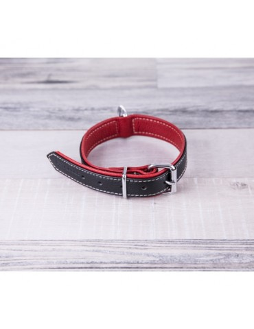 CT01 Leather Cat Collar
