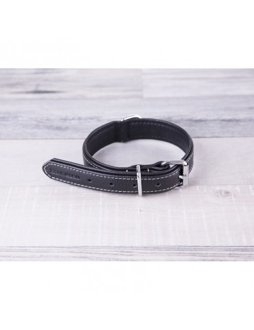 CT02 Leather Cat Collar