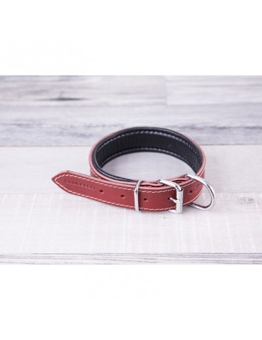 CT04 Leather Cat Collar