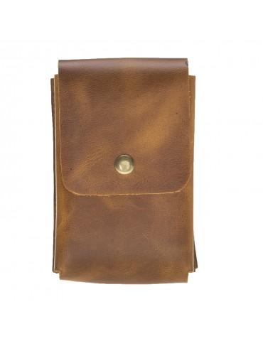 Genuine leather...