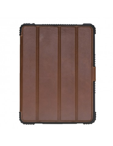 Real leather ipad case