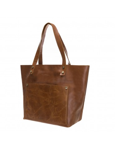 Genuine Leather Woman Bag