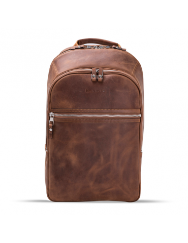 Genuine Leather Backpack