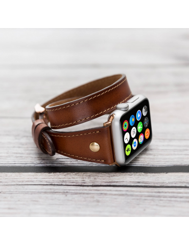 Apple Watch Çift Tur Kordon