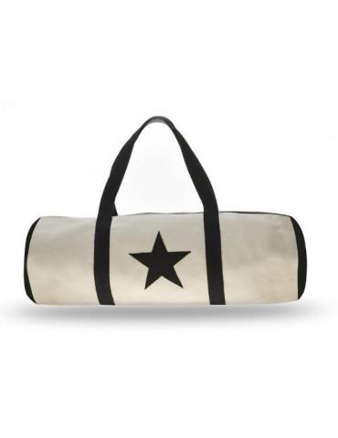 Sirius Raw Cloth Sport Bag