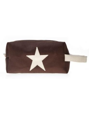 Sirius Raw Cloth Make-up Bag