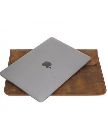 Genuine leather MacBook case