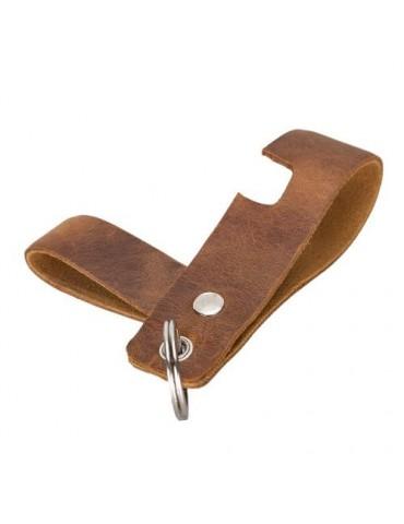 Genuine Leather Keychain...