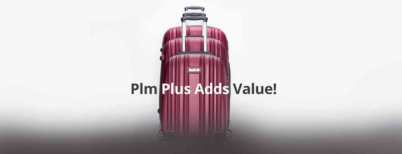 Plm Suitcases